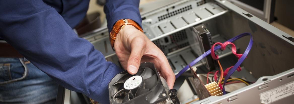 Техническое обслуживание и ремонт ПК – обучение